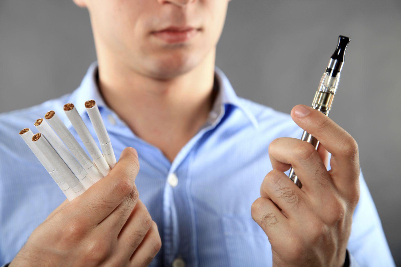 Cigarette électronique : une bonne solution la cigarette électronique ?